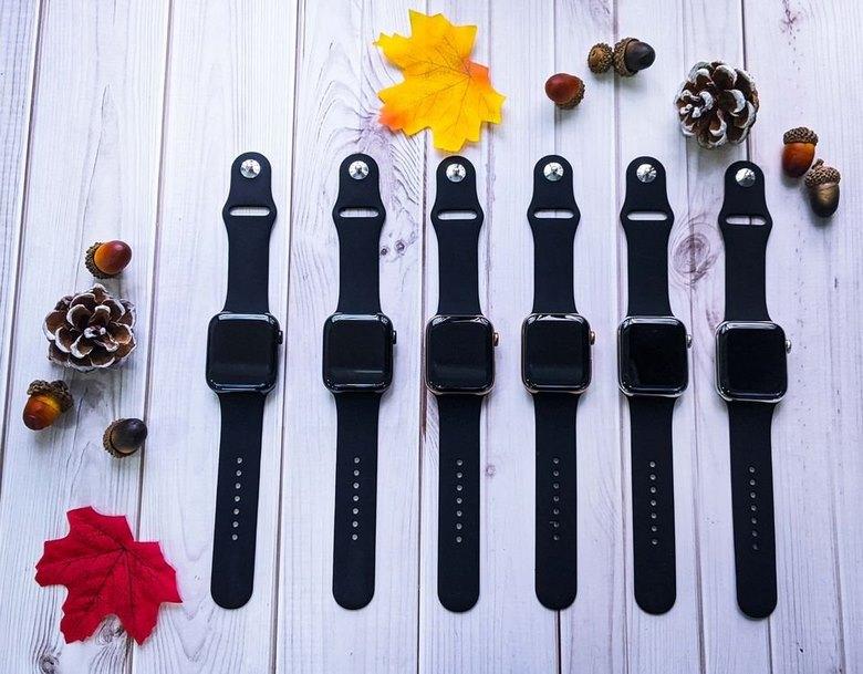 số lượng Apple Watch SE