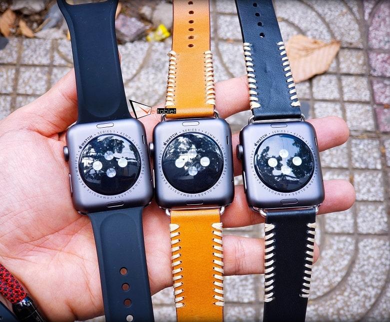 đồng hồ thông minh apple watch series 1, 2, 3, 4 cũ mới fullbox