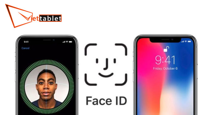 face id của iphone X