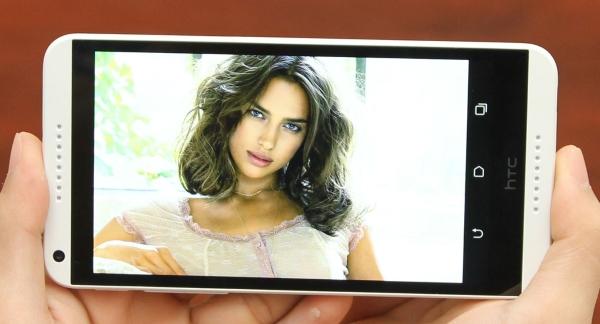 HTC Desire 816G Dual Sim 2 Sim màn hình tuyệt đẹp