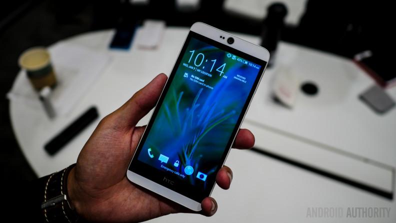 HTC Desire 826 cấu hình mạnh mẽ