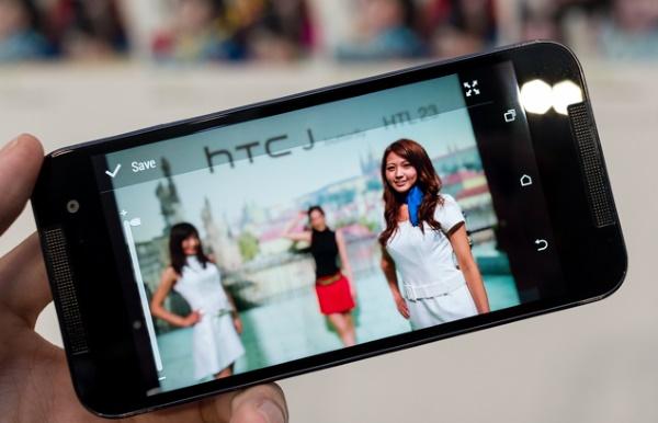 HTC J Butterfly 2 HTL23 camera