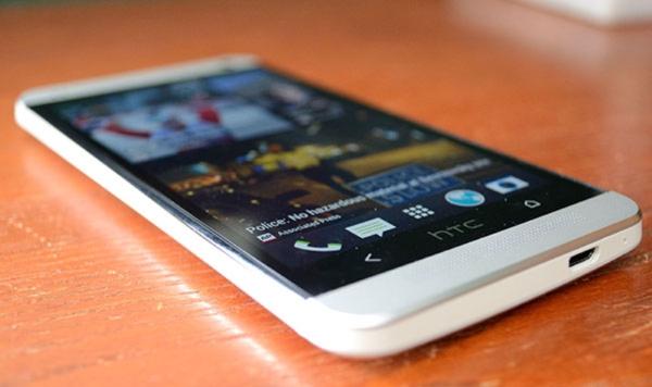 HTC One M7 xách tay từ Mỹ