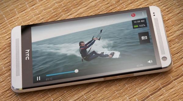 Cấu hình hiệu năng khủng trên HTC One M7