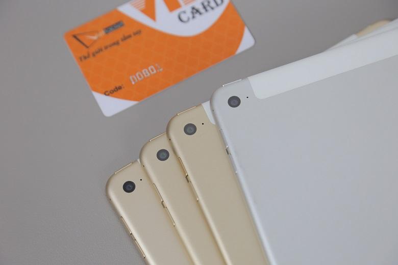 iPad Air 2 đang có hàng đủ màu, đủ dung lượng tại Viettablet