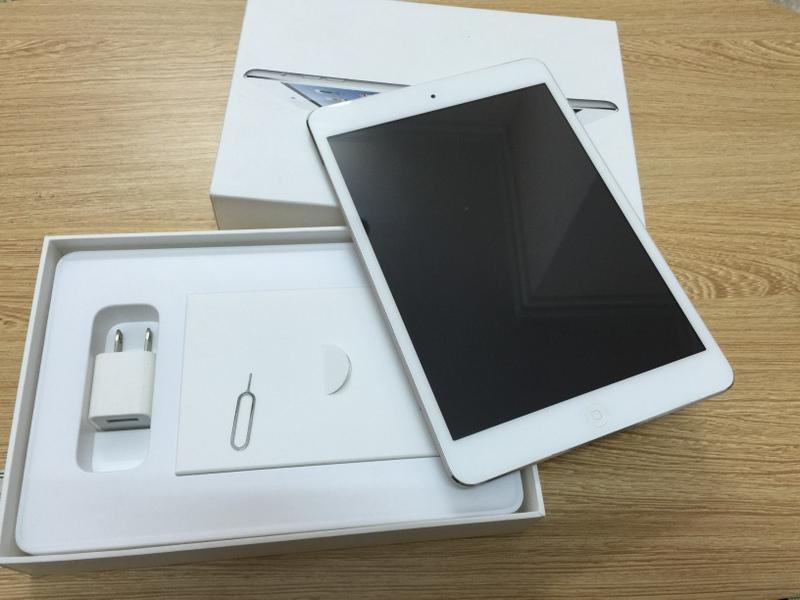 iPad mini cũ 16GB 3G like new 99% 4