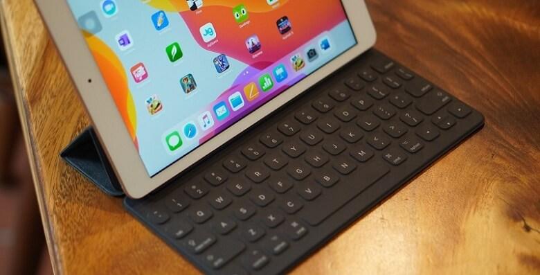 bàn phím của iPad 10.2 inch Gen 7 (2019) 4G - 32GB