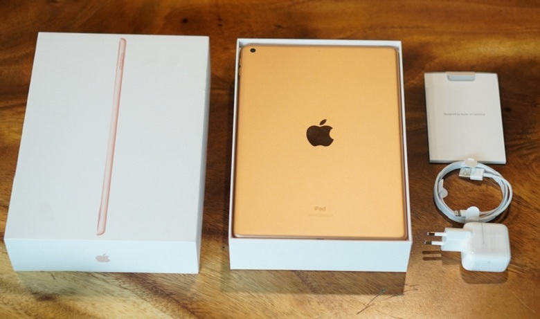 iPad 10.2 inch Gen 7 (2019) 4G - 32GB fullbox
