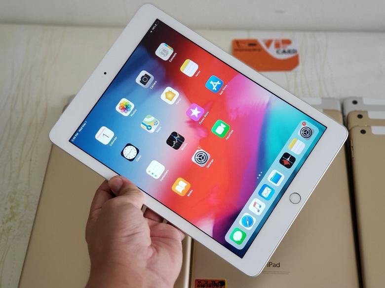 Khả năng hiển thị của iPad 9.7 2017 32GB Gen 5 Wifi 4G