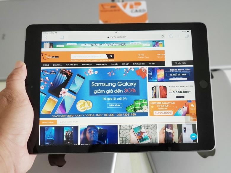 Màn hình iPad 9.7 inch (2018) 32GB Gen 6