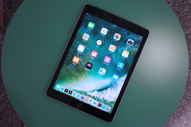 iPad 9.7 2018 có cấu hình mạnh mẽ