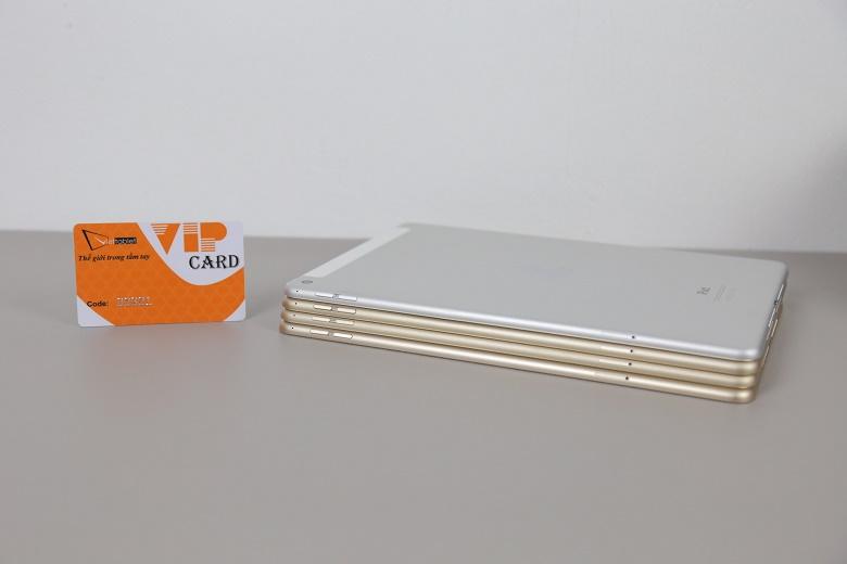 iPad Air 2 cũ cấu hình mạnh mẽ, giải trí đỉnh cao