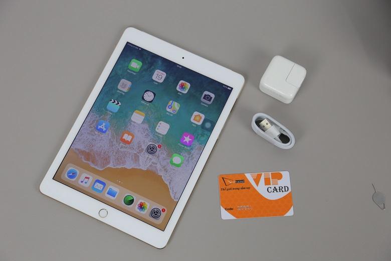 Kiểm tra icloud iPad Air 2