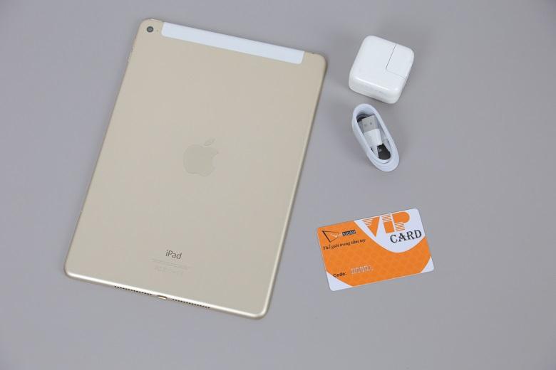 Kiểm tra ngoại hình iPad Air 2 cũ