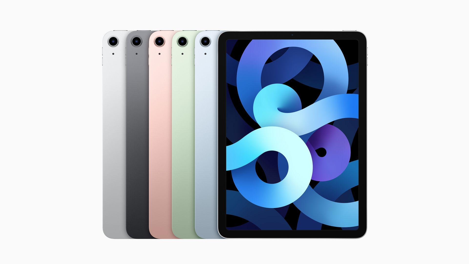 màn hình của iPad Air 4 2020