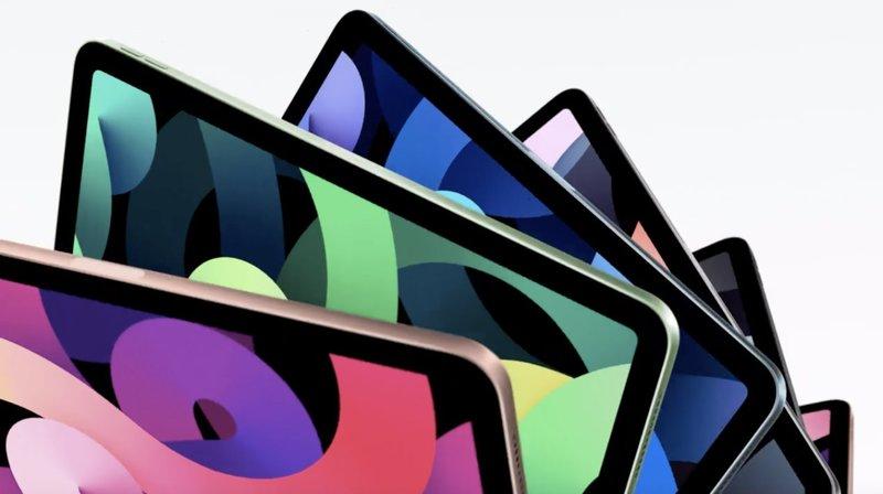 Thiết kế iPad Air 4 256GB WIFI