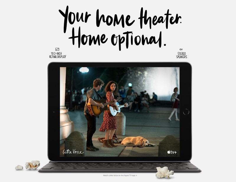màn hình ipad gen 8 2020 64gb