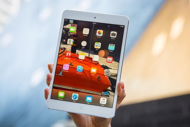 iPad Mini 2 sở hữu màn hình Retina