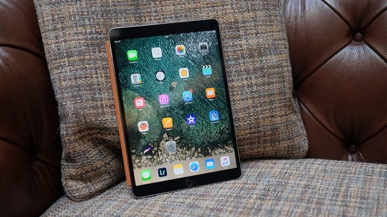 iPad Pro 10.5 2017 ứng dụng chip Apple A10X Fusion