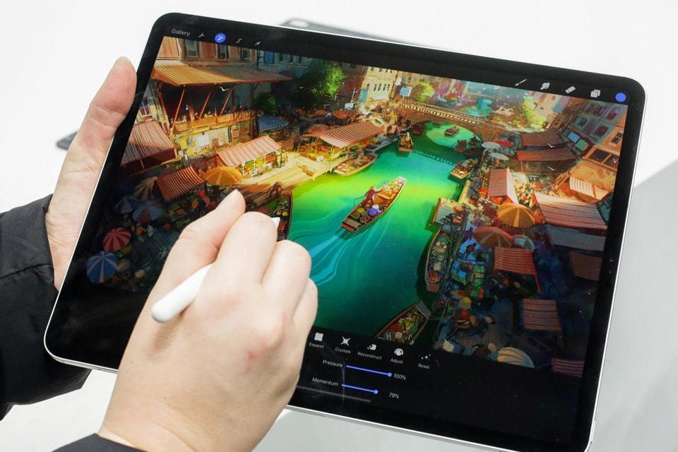 cấu hình iPad Pro 12.9 (2018)