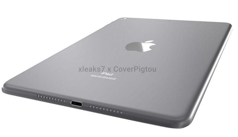 iPad Mini 6 chính hãng thiết kế