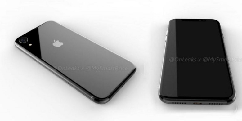 render iPhone 9