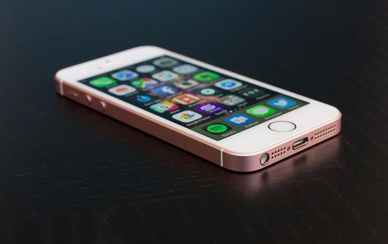 test iphone cũ
