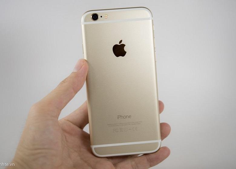 iPhone 6 Quốc Tế Like New cấu hình