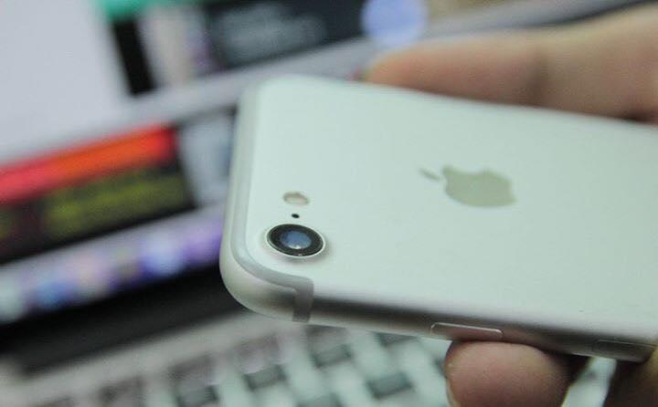 iPhone 7 chưa active trôi bảo hành