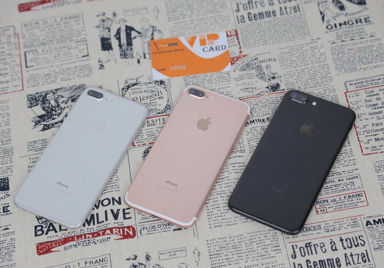 lý do mua iPhone 7 Plus Like New