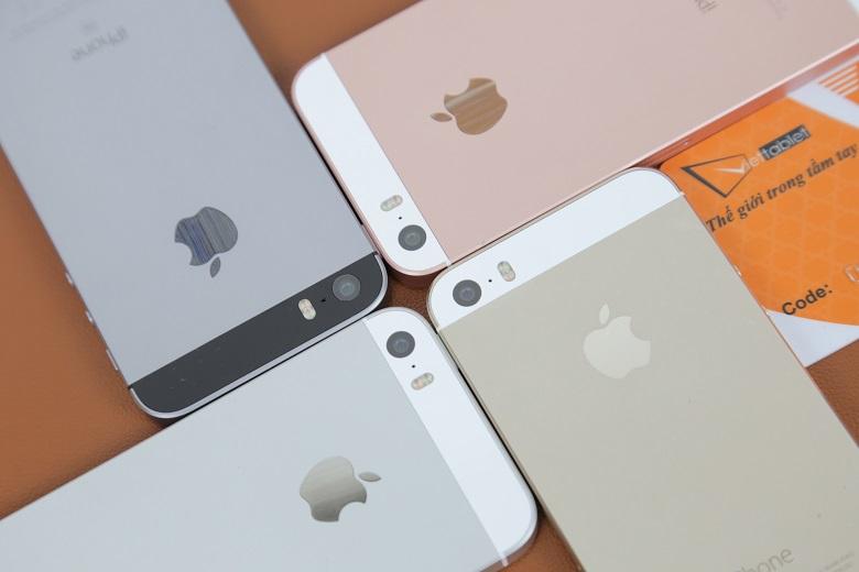 Hình thức iPhone SE cũ mới 100%