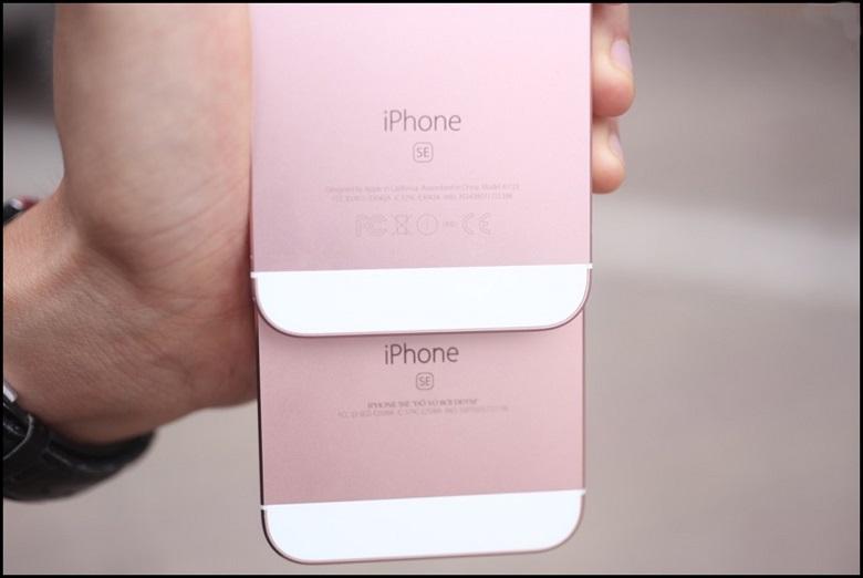 cấu hình iPhone SE
