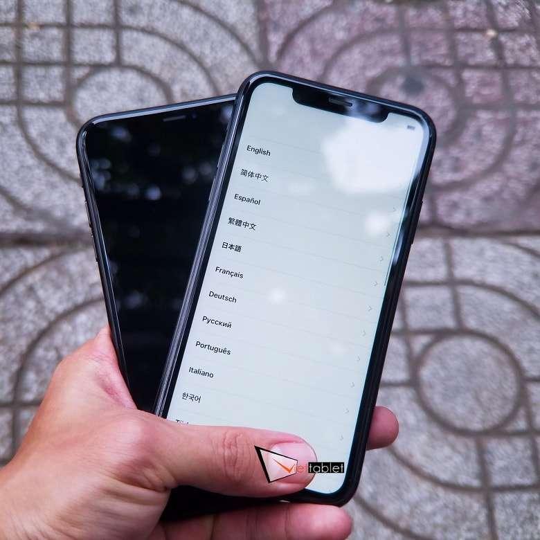 iphone xr 128gb cũ cấu hình