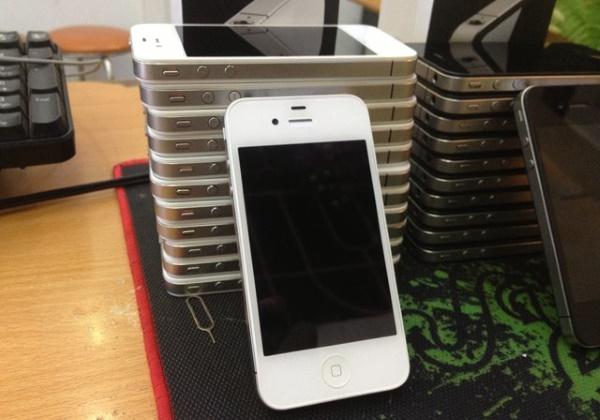 iPhone 5 Lock thiết kế nguyên khối ấn tượng