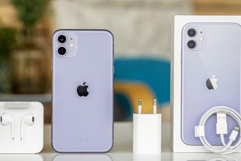 iPhone 11 128GB Fullbox