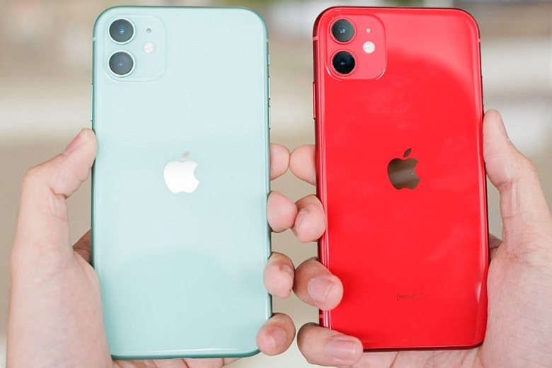 thiết kế iPhone 11 64GB