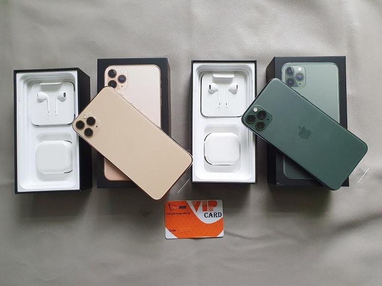 iPhone 11 Pro Max 512GB Fullbox
