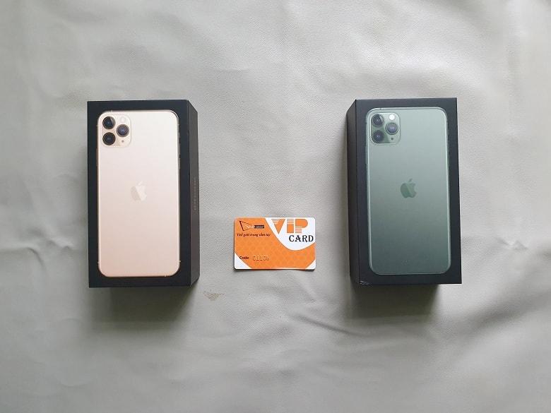hiệu năng của iPhone 11 Pro Max 64GB