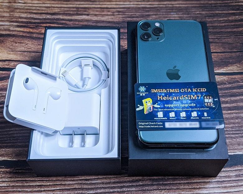 iPhone 11 Pro Max Lock Fullbox