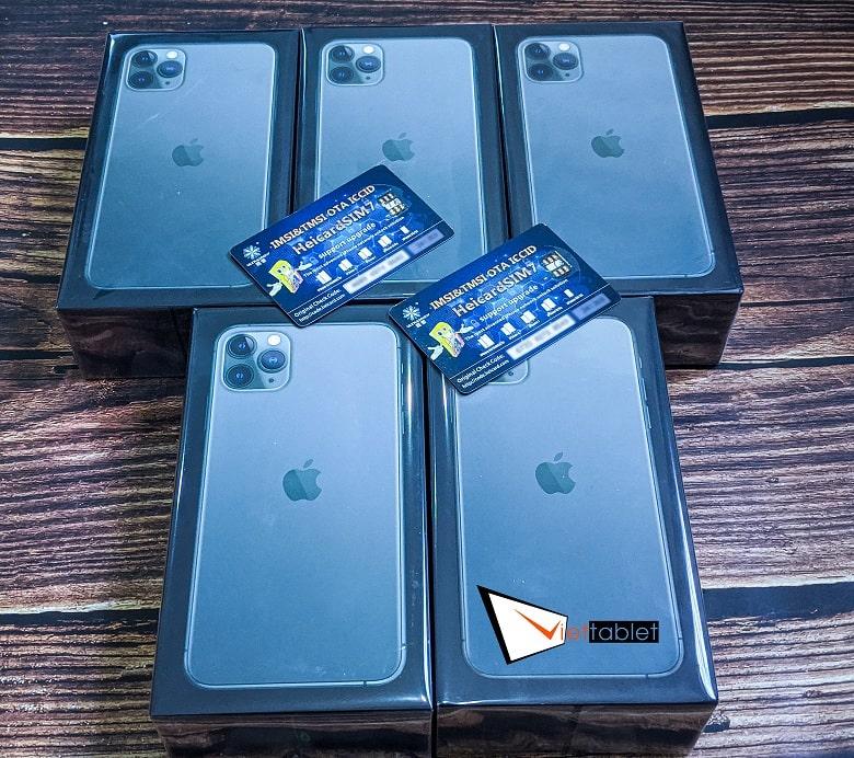 Số lượng iPhone 11 Pro Max Lock