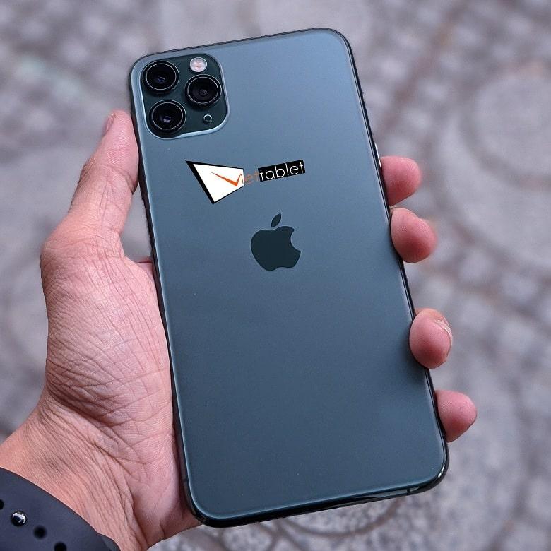 thiết kế iPhone 11 Pro Max Lock