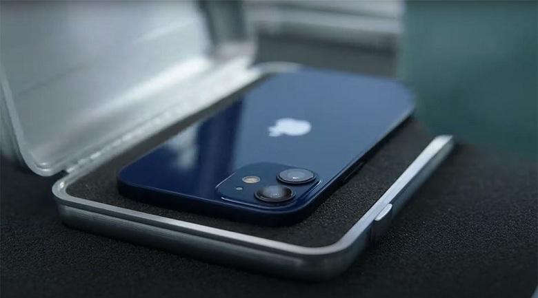 thiết kế iPhone 12 Mini 128GB chính hãng