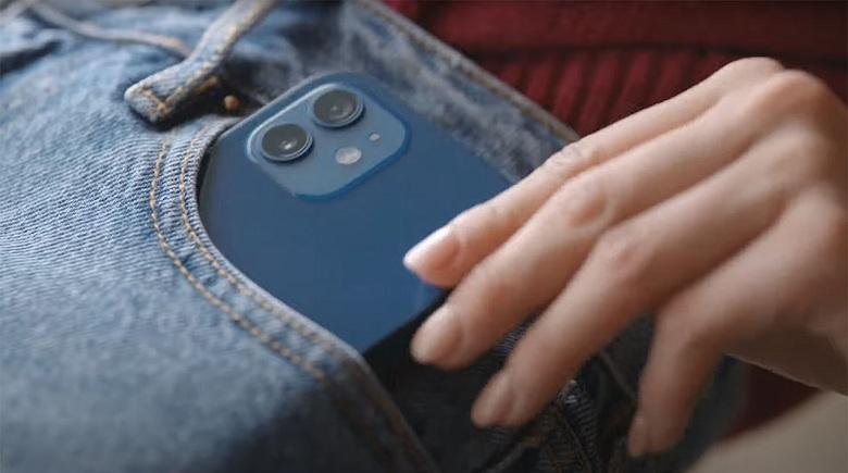 kích thước iPhone 12 Mini 64GB chính hãng