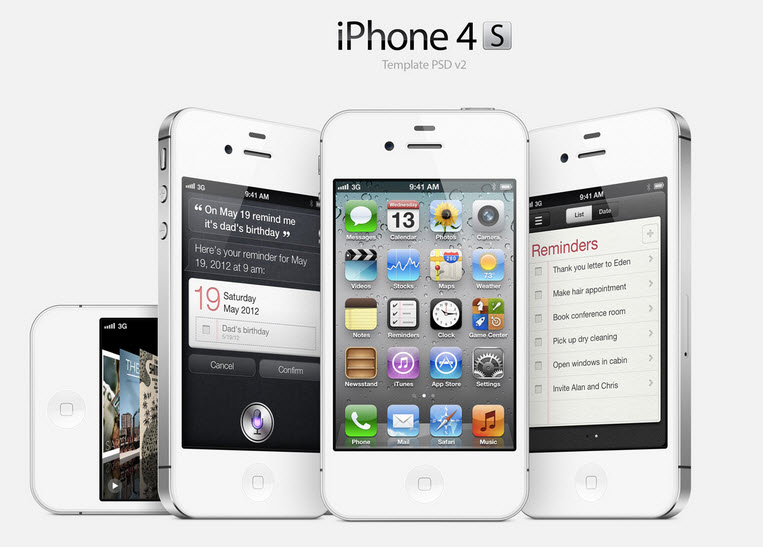 iphone 4s 16gb 4