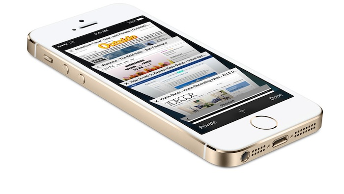 iphone 5s gold 7