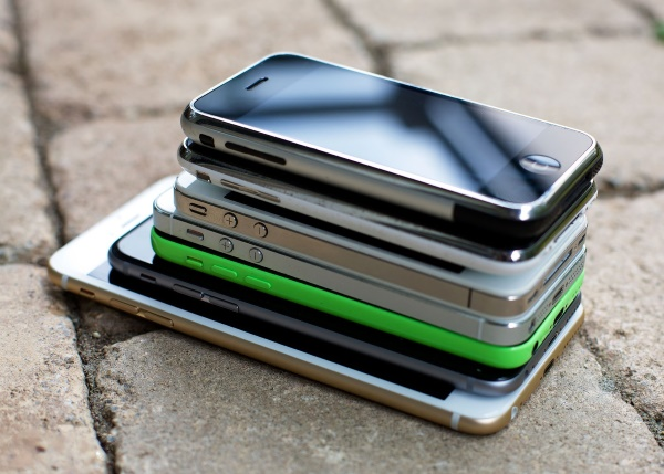 iphone 6 cũ thiết kế siêu mỏng