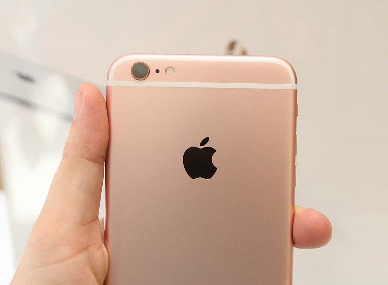 Camera iPhone 6S Plus cũng có những cải tiến đáng kể