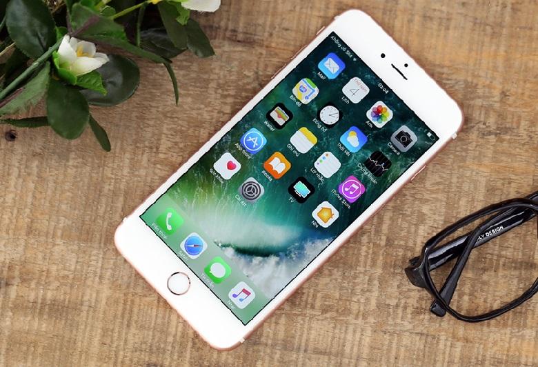 iPhone 6S Plus cũ có thiết kế cứng cáp