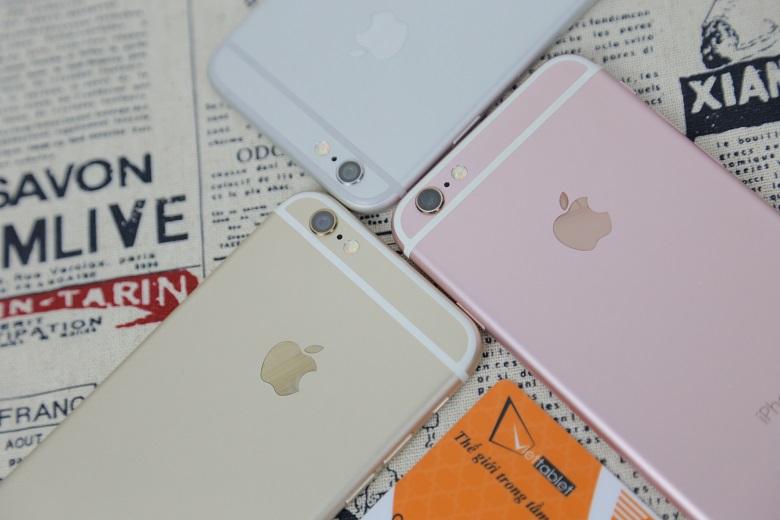 iPhone 6S Lock có thể trả góp khi mua tại Viettablet