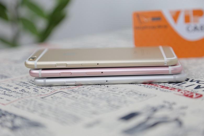 iPhone 6S cũ có hỗ trợ jack cắm tai nghe 3.5 mm